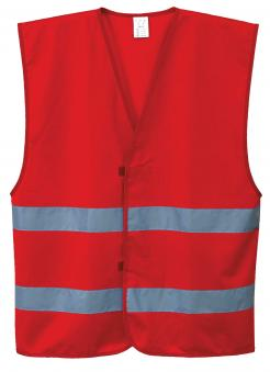 Red Safety Vest Singapore