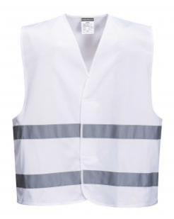 White Safety Vest Singapore