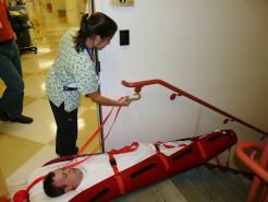 evacuation equipment for hospitals singapore