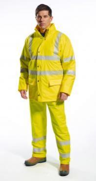 class 3 rain gear