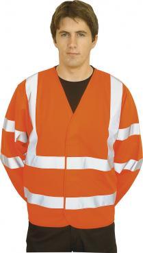 long sleeve safety vest singapore