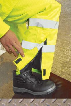 Hi-Vis Antistatic FR Trousers