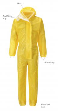 disposable coverall singapore