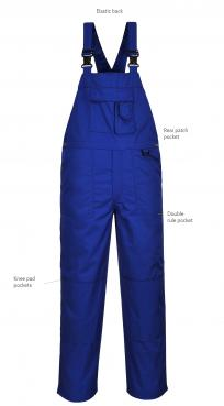 bib and brace workwear