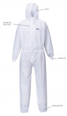 disposable coveralls type 5 & 6 singapore