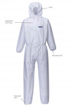 type 5 coveralls singapore