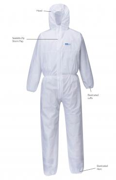 disposable fr coveralls