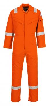 pyrovatex fire retardant coverall