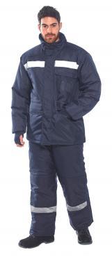 portwest coldstore jacket