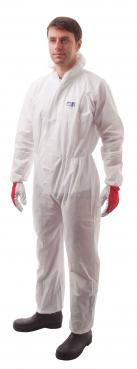 disposable flame resistant coveralls
