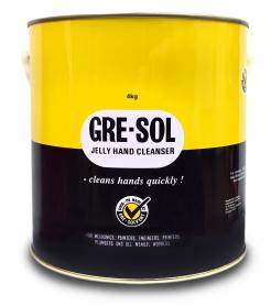 Gre-Sol Jelly Hand Cleanser