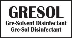 gre-sol disinfectant singapore