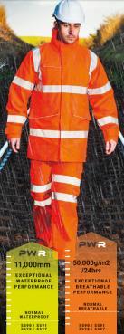 Milford 249 foul weather fishing jacket singapore