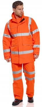Milford 249 foul weather fishing jacket