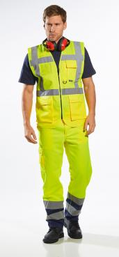 reflective vest with pockets singapore