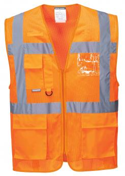customized safety vest singapore