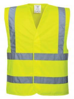yellow high visibility vest singapore