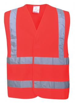 red high visibility vest singapore