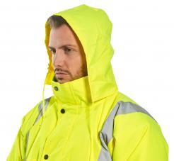 yellow hi vis bomber jacket singapore