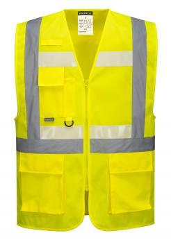 Glowtex Ezee Zip Executive Vest