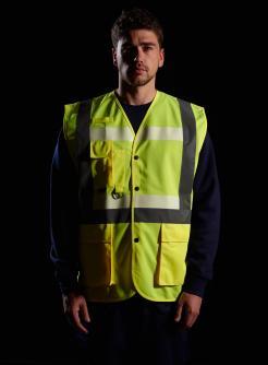 light up vest