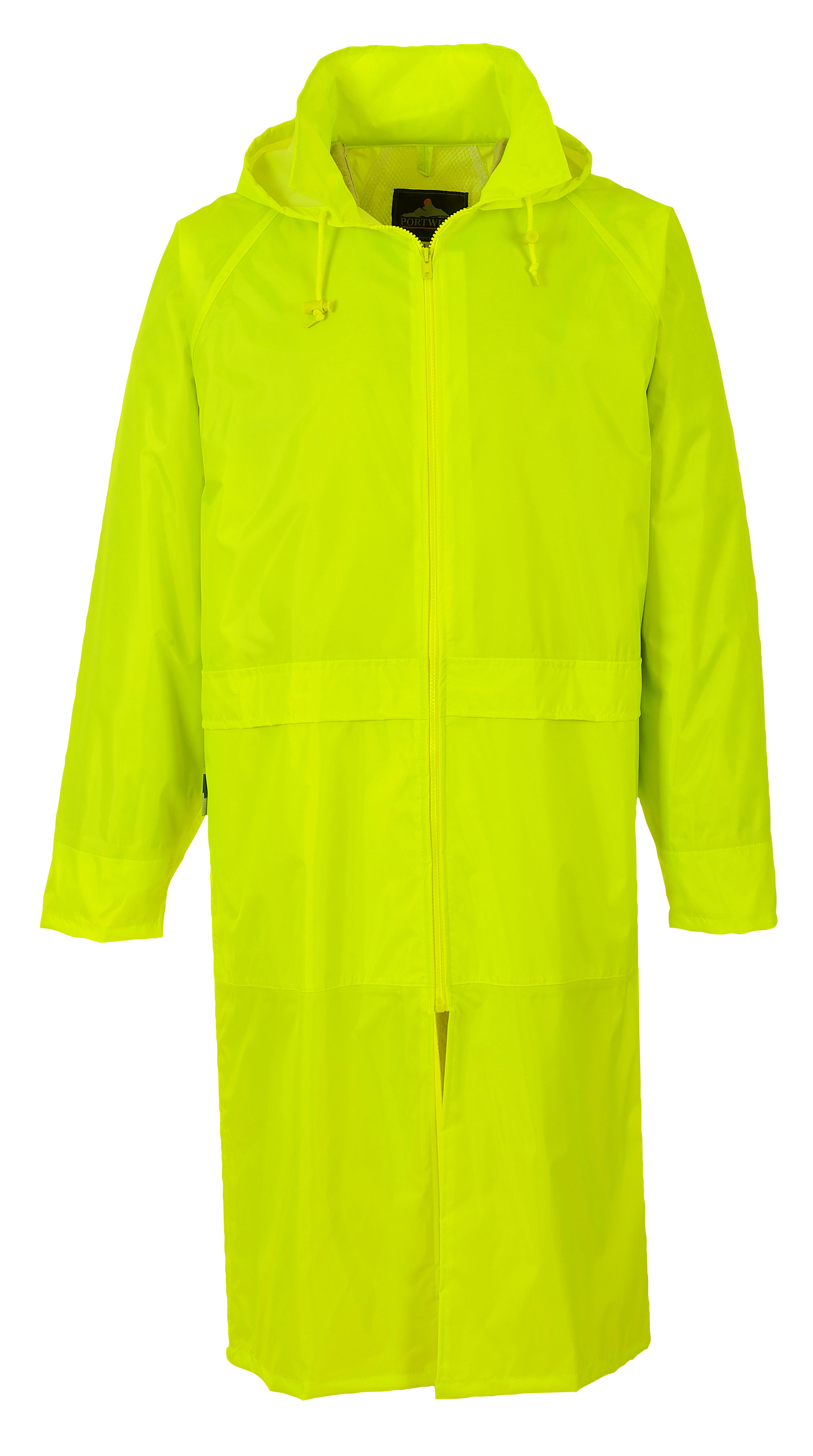 outlet store on sale pick up Classic Adult Rain Coat Yellow