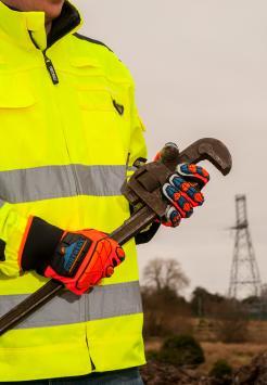 waterproof impact gloves