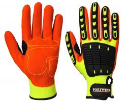 Anti Impact Grip Glove - Nitrile