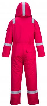Flame Resistant Anti-Static Winter Coverall singapore