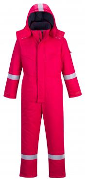 FR Anti-Static Winter Coverall singapore