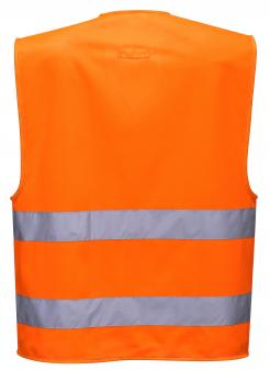 reflective vest with led lights