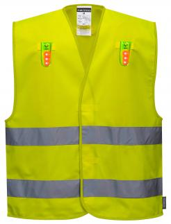reflective vest with led lights singapore