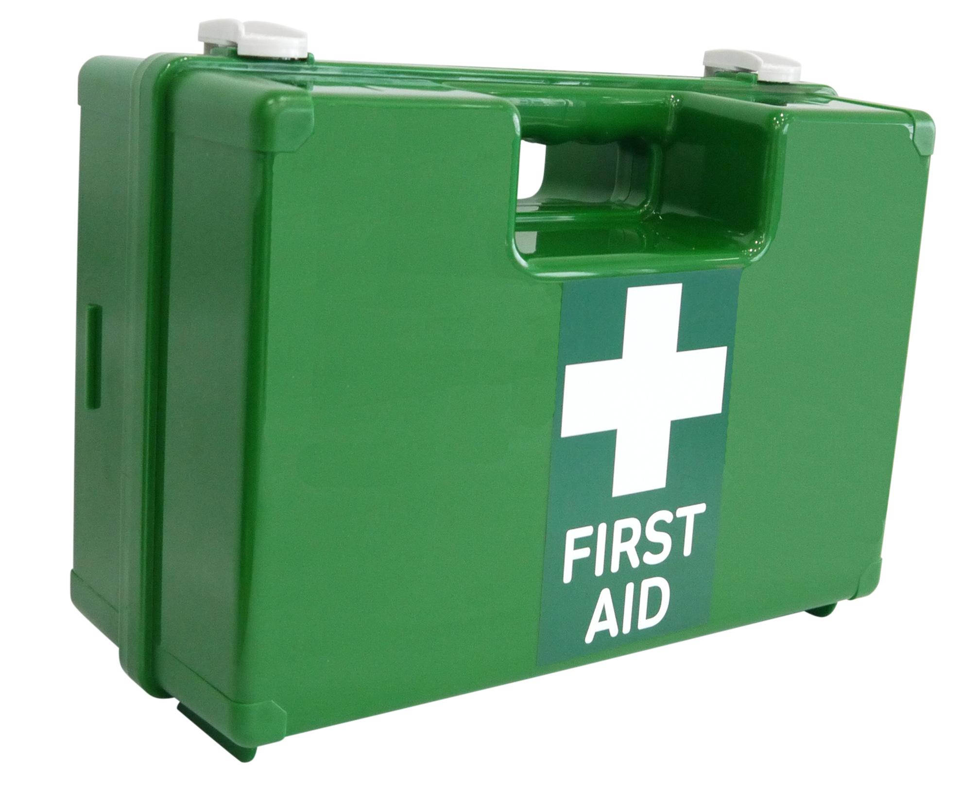Northrock Safety Abs First Aid Box With Wall Bracket