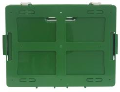 PLASTIC FIRST AID BOX C