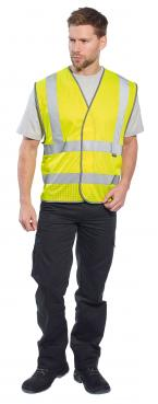 safety vest for hot weather