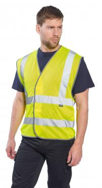 safety vest for hot weather singapore