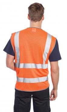 mesh safety vest singapore