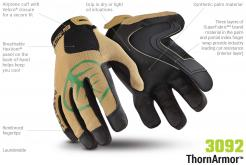 puncture resistant gloves