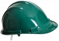 Green PP Safety Helmet