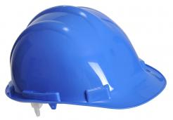 Blue PP Safety Helmet