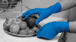 polyco nitrile gloves
