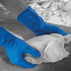 Finite Blue HD Long Cuff