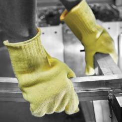 POLYCO VOLCANO HEAVYWEIGHT KEVLAR HEAT RESISTANT GLOVES