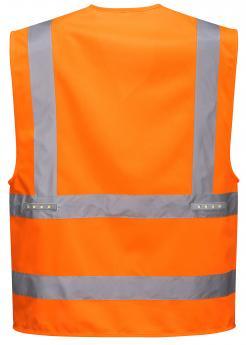 Class 2 LED Vest