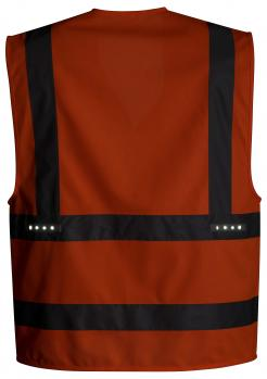 hi vis vest with led lights