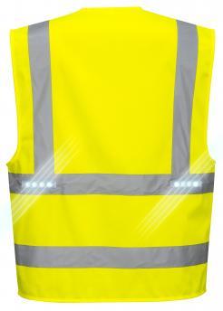 ANSI/ISEA Class 2 LED Light Vest