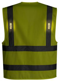 ANSI/ISEA Class 2 LED Light Vest singapore