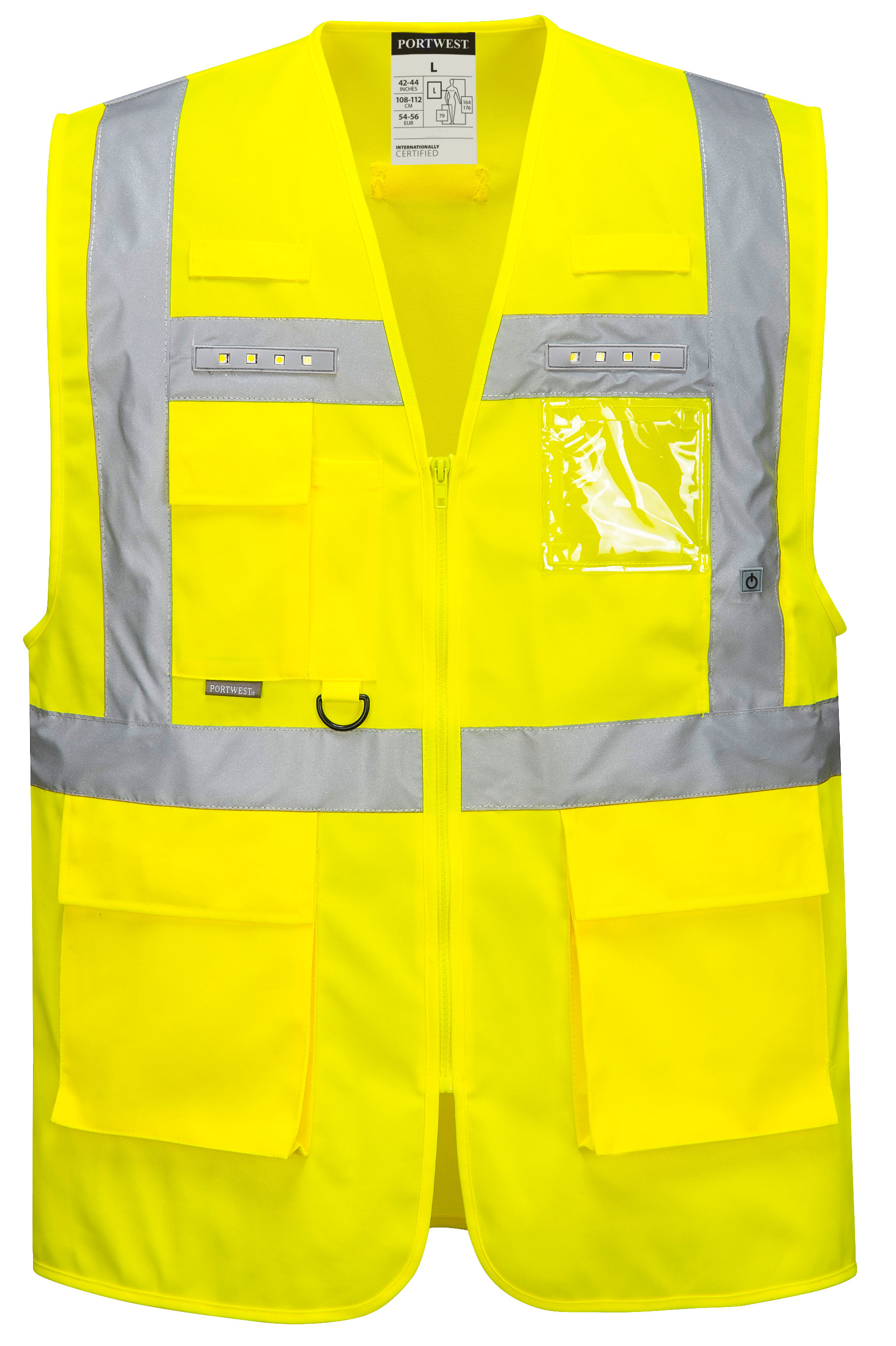 FLAME RESISTANT COVERALLS ENHANCED HI VISIBILITY REFLECTIVE SAFETY SZ 56 3XL