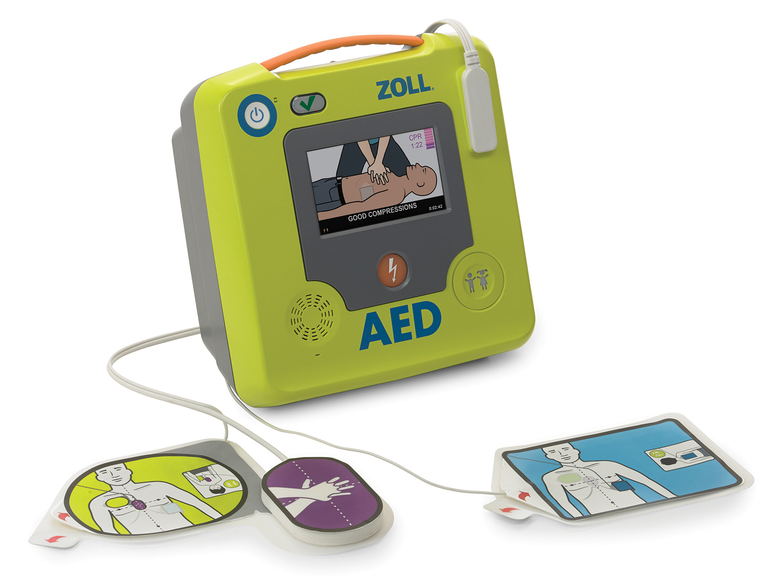 Northrock Safety Zoll Aed 3 Cabinet Zoll Aed 3 Cabinet