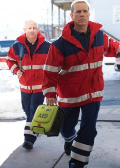 ZOLL AED 3 Automated External Defibrillator singapore